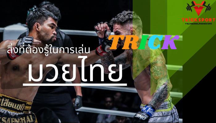 เทคนิคมวยไทย ออกอาวุธครบครัน ทั้งหมัด เท้า เข่า ศอก หนึ่งการต่อสู้ที่ทั่วโลกยอมรับ