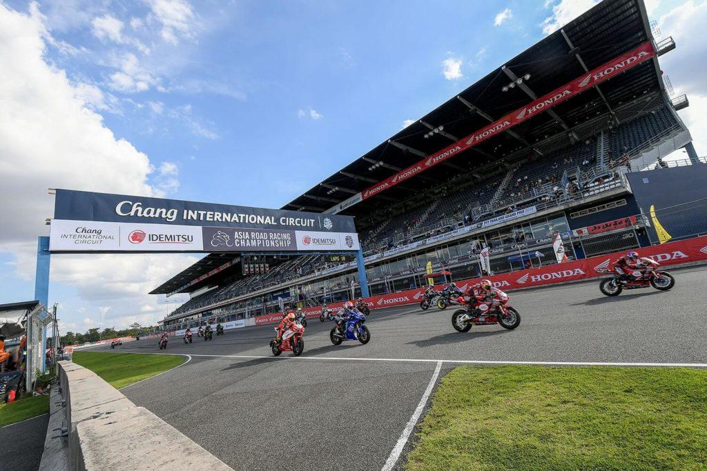 สนามช้างบุรีรัมย์ สนามแข่งรถอันดับ 1 ของประเทศไทย Buriram International Circuit (BRIC) รายการแข่งขันในปี 2021 ที่จะจัดขึ้นในจังหวัดบุรีรัมย์
